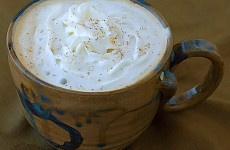 Homemade Pumpkin Spice Latte - Gourmet Coffee Recipes