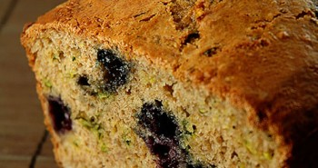 Blueberry Zucchini Bread - Easy Family Recipes