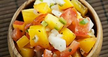 Nectarine Salsa - Easy Family Recipes