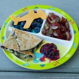 Blueberry Salsa - Easy Family Recipes