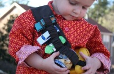 Snack Bandolier - Toddler Activities