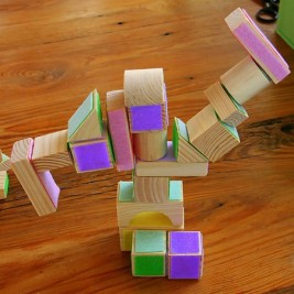 Velcro Blocks - Best Toddler Toys