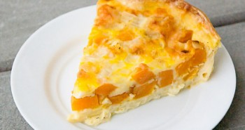 Butternut Squash Tortilla Pie - Easy Family Recipes