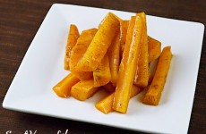 Cider Glazed Carrots - Easy Family Recipes