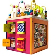 Zany Zoo by B. Toys - Toddler Gift Ideas