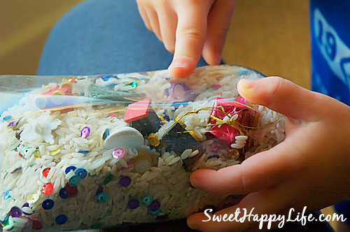 winter i spy bottle craft preschool crafts for kids