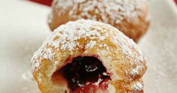 Homemade Sufganiyot - Jelly Donuts - Easy Family Recipes