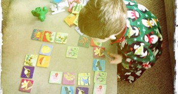 Toddler Busy Activities