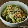 Broccoli and Mushroom Pasta - Easy Family Recipes