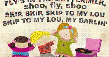 Skip to My Lou - Lyrics and Melody - Children's Songs - Elizabeth Mitchell