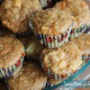 Apple-Carrot Mini Muffins