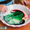 Preschool Milk Art