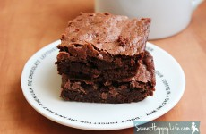 Our Favorite Homemade Brownies