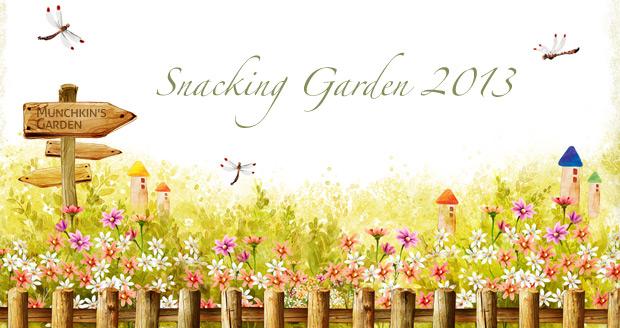 Snacking Garden 2013