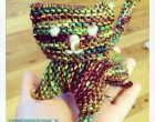 Easy Knitted Kitty Kat