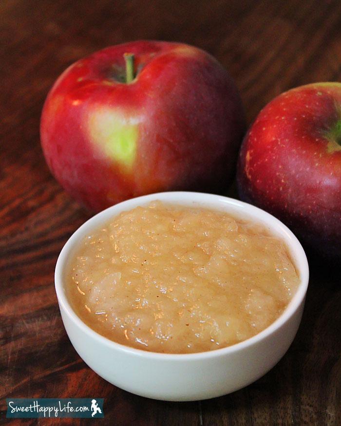 Homemade Applesauce Homemade applesauce recipe