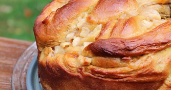 Pumpkin Apple Apricot Bread