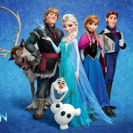 Movie Review - Disney's Frozen