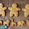 Gingerbread Men & Animals