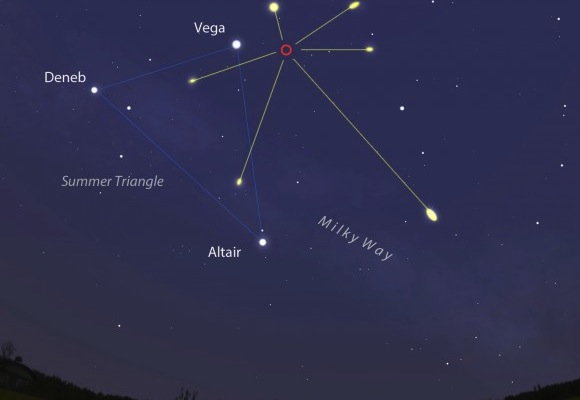 Lyrid Meteor Shower 2014: Perfect for Little Scientists!