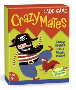 Crazy Mates Card Game